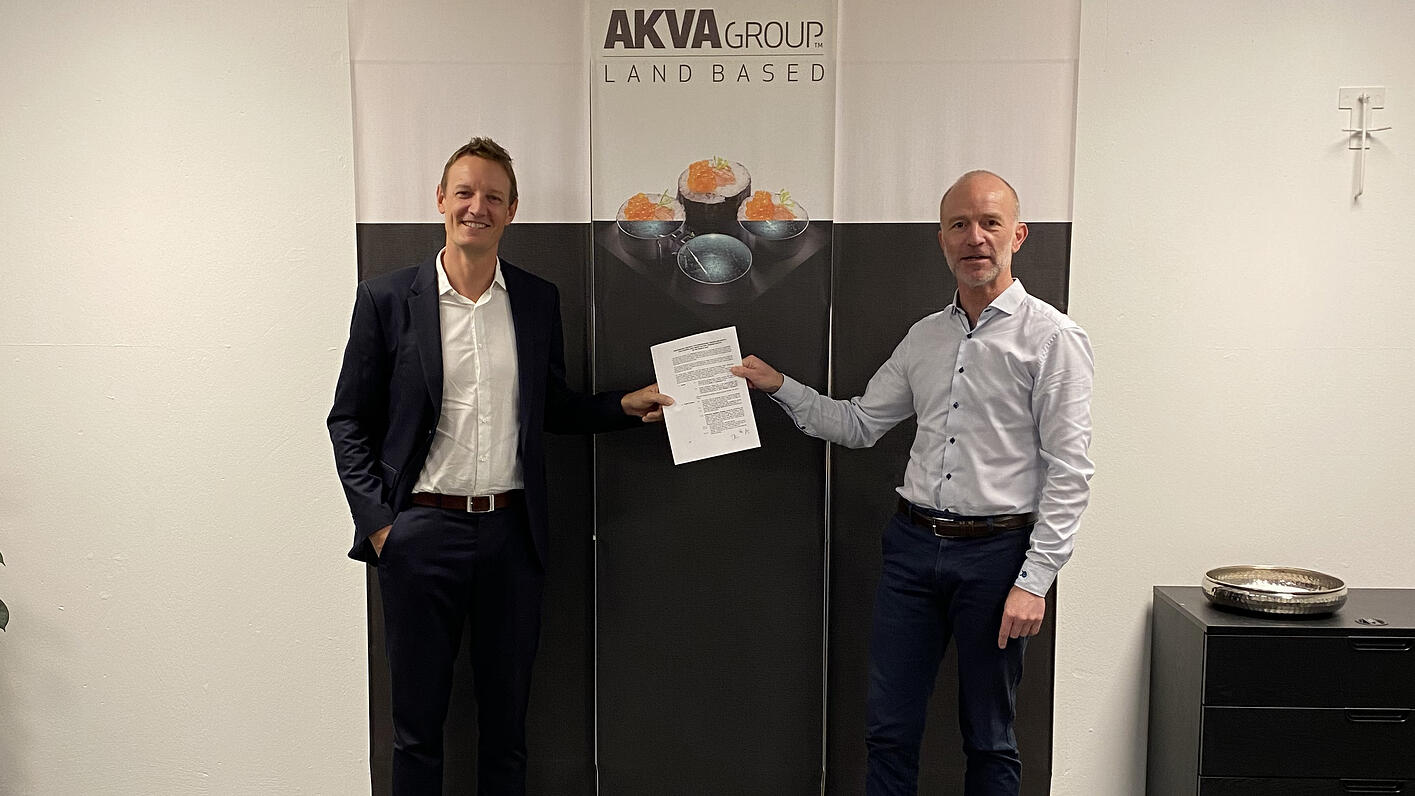 Akva partners with Vikings for Middle East RAS facilities