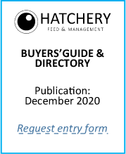 Hatchery Feed & Management Buyers' Guide & Directory - Request Entry Form